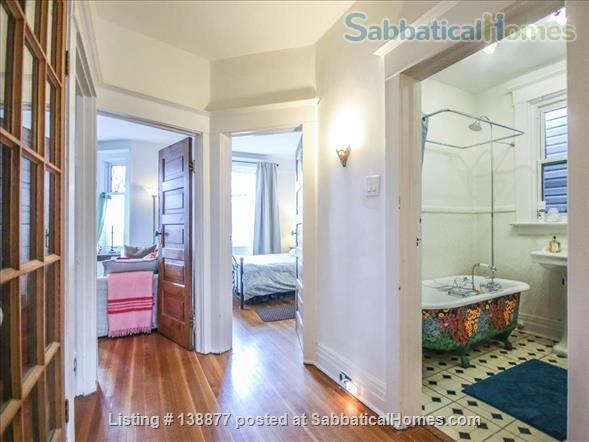 All Inclusive - Beautiful Century Home 2 level apartment in High Park North Home Rental in Toronto, Ontario, Canada 3