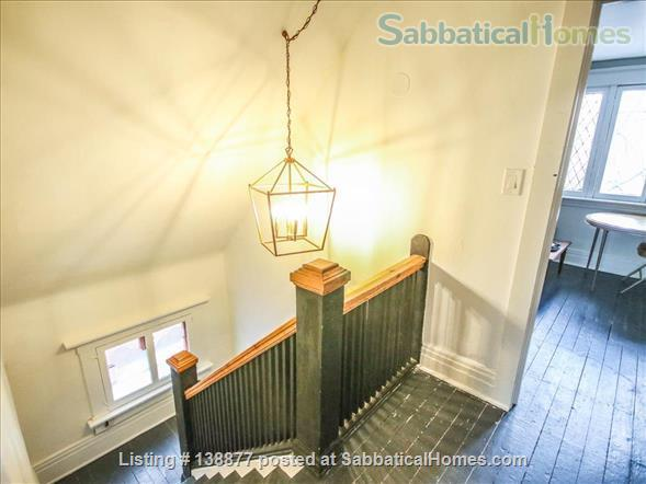 All Inclusive - Beautiful Century Home 2 level apartment in High Park North Home Rental in Toronto, Ontario, Canada 4
