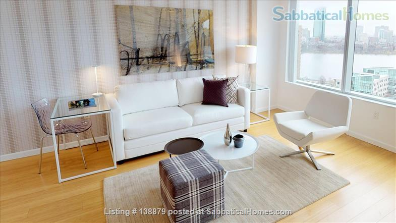 Furnished & Spacious Cambridge 1 Bedroom Apt - Nearby All Major Universities Home Rental in Cambridge, Massachusetts, United States 0