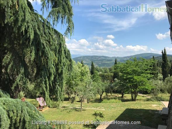 Farmhouse in Tuscany Home Rental in Ontignano 0 - thumbnail