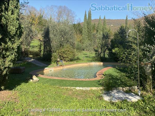 Farmhouse in Tuscany Home Rental in Ontignano 2