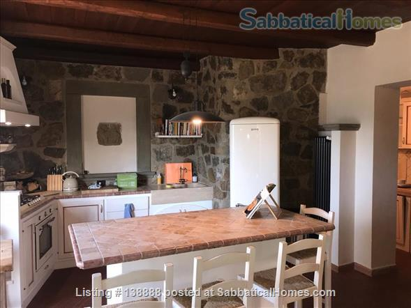 Farmhouse in Tuscany Home Rental in Ontignano 3