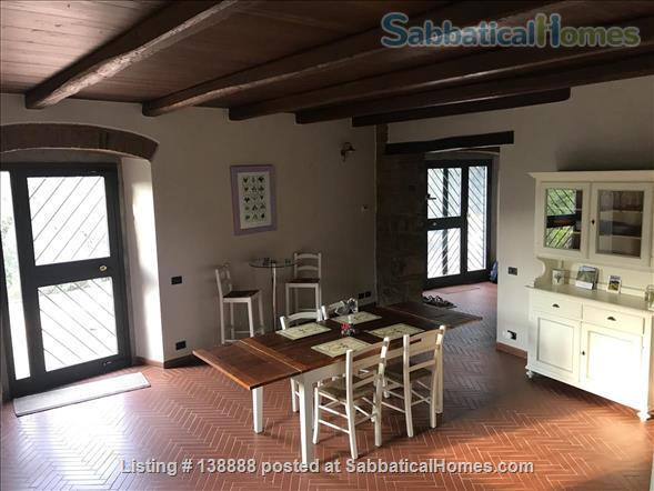 Farmhouse in Tuscany Home Rental in Ontignano 4