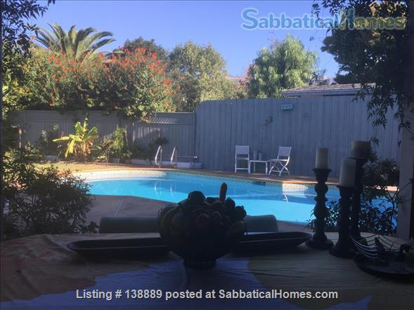 Fancy ranch home in the heart of SB with pool and horses Home Rental in Goleta, California, United States 6