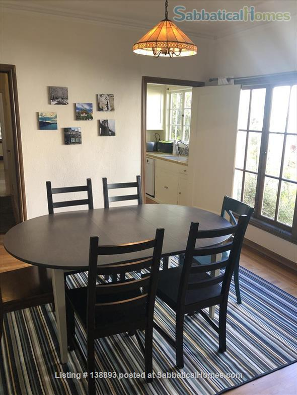 Furnished 2 bedroom/1bathroom condo 10 minute walk to campus Home Rental in Berkeley, California, United States 0