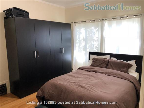 Furnished 2 bedroom/1bathroom condo 10 minute walk to campus Home Rental in Berkeley, California, United States 3