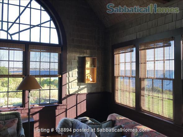 Historic Oceanfront 4-Bedroom Home Rental in Narragansett, Rhode Island, United States 3