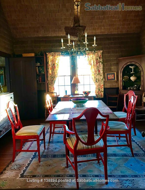 Historic Oceanfront 4-Bedroom Home Rental in Narragansett, Rhode Island, United States 7