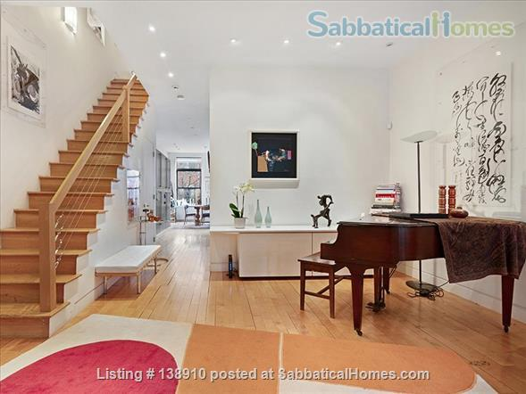 Townhouse for the summer Home Rental in New York, New York, United States 1