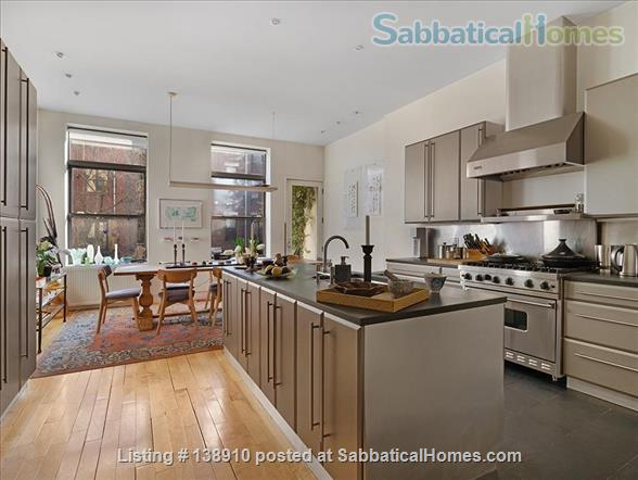 Townhouse for the summer Home Rental in New York, New York, United States 2