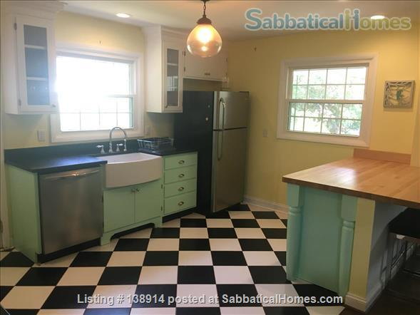 Cherry Tree House - 3br Centrally Located, Utilities Included Home Rental in Charlottesville, Virginia, United States 0