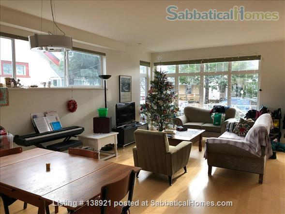 Modern, bright family home near downtown Home Rental in Victoria, British Columbia, Canada 0