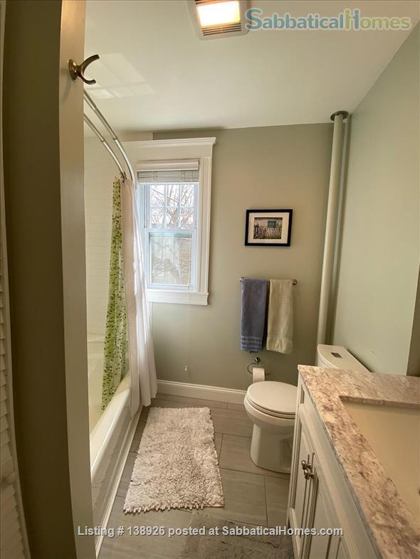 Light + Airy Home for Rent Near Harvard Home Rental in Cambridge, Massachusetts, United States 9