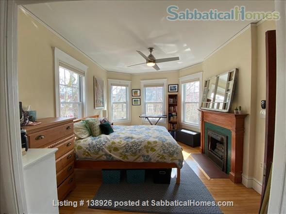 Light + Airy Home for Rent Near Harvard Home Rental in Cambridge, Massachusetts, United States 0