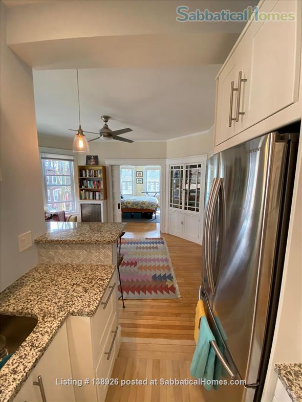 Light + Airy Home for Rent Near Harvard Home Rental in Cambridge, Massachusetts, United States 5