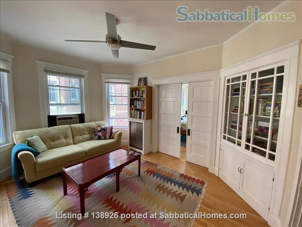 Light + Airy Home for Rent Near Harvard Home Rental in Cambridge, Massachusetts, United States 6