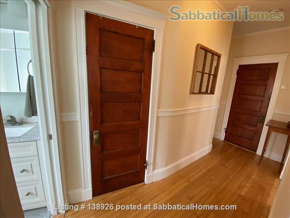 Light + Airy Home for Rent Near Harvard Home Rental in Cambridge, Massachusetts, United States 8
