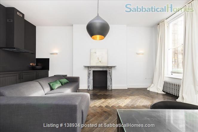 new luxury apartment Home Rental in Bloomsbury, England, United Kingdom 1