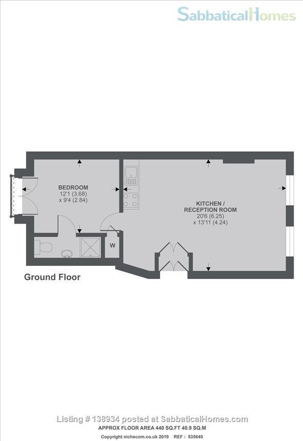 new luxury apartment Home Rental in Bloomsbury, England, United Kingdom 5