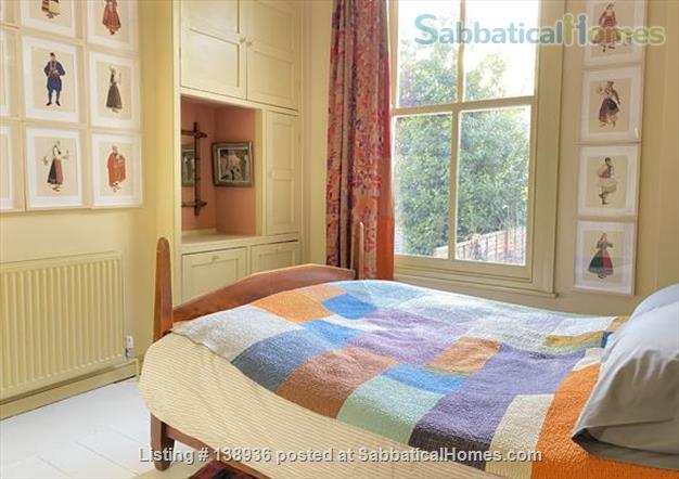 3 bedroom Garden flat in North East London Home Rental in Clapton, England, United Kingdom 4