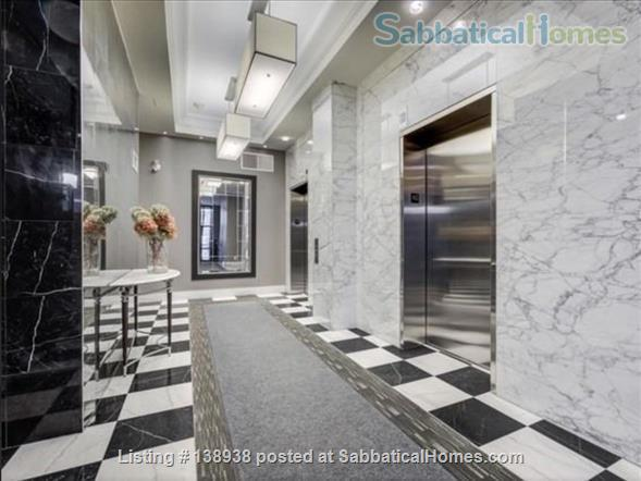 1 Bedroom Studio Apartment in Central Chic Loft Building Home Rental in Toronto, Ontario, Canada 0