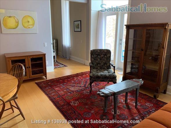 1 Bedroom Studio Apartment in Central Chic Loft Building Home Rental in Toronto, Ontario, Canada 5