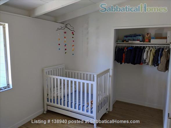 Beautiful Furnished 3 Bd/ 2 Ba Sunny Home in the heart of Silicon Valley Home Rental in Sunnyvale, California, United States 6