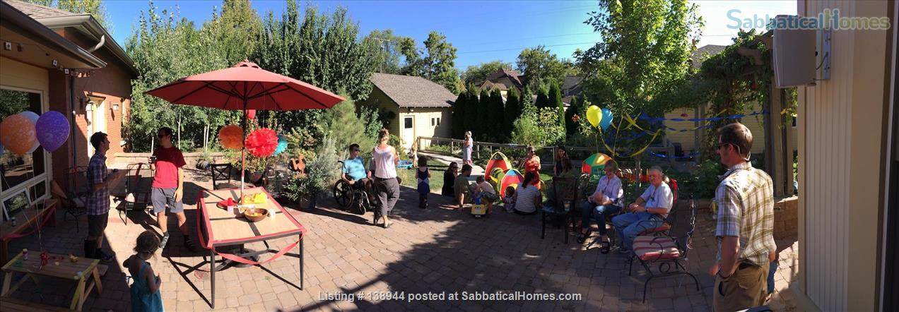 Beautiful, Historic Green and Green-style Family Home for Lease Home Rental in Missoula, Montana, United States 9