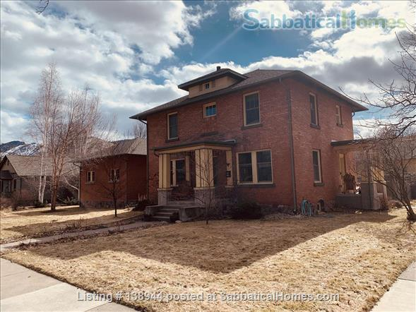 Beautiful, Historic Green and Green-style Family Home for Lease Home Rental in Missoula, Montana, United States 1