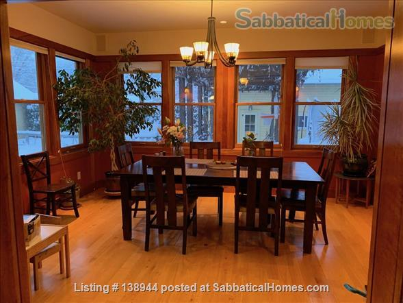 Beautiful, Historic Green and Green-style Family Home for Lease Home Rental in Missoula, Montana, United States 0