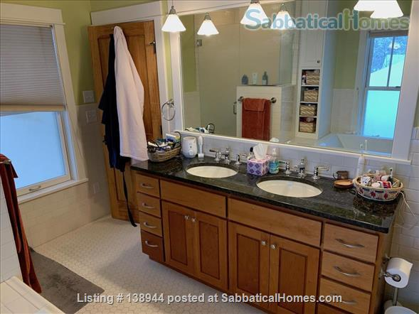Beautiful, Historic Green and Green-style Family Home for Lease Home Rental in Missoula, Montana, United States 4