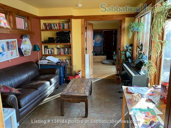 Beautiful, Historic Green and Green-style Family Home for Lease Home Rental in Missoula, Montana, United States 6