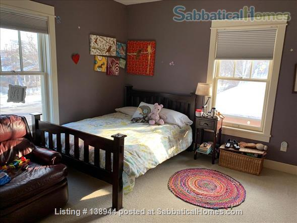 Beautiful, Historic Green and Green-style Family Home for Lease Home Rental in Missoula, Montana, United States 7