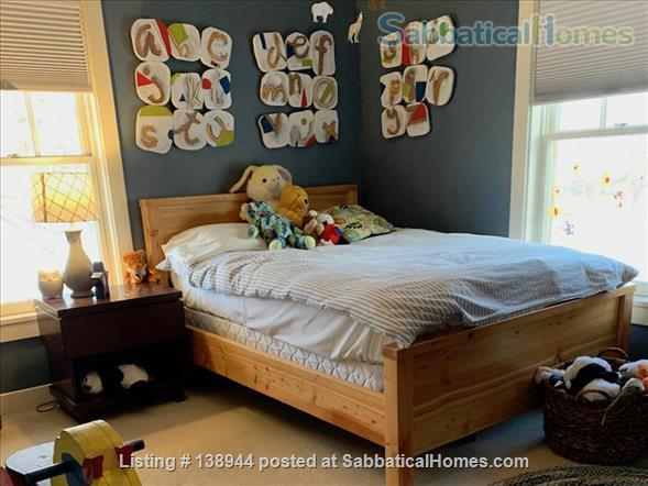 Beautiful, Historic Green and Green-style Family Home for Lease Home Rental in Missoula, Montana, United States 8