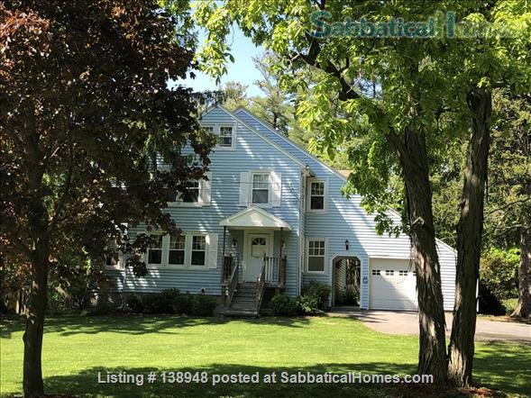 Heart of Cayuga Heights Home Rental in Ithaca, New York, United States 1