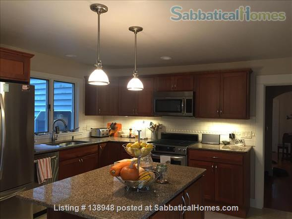 Heart of Cayuga Heights Home Rental in Ithaca, New York, United States 0