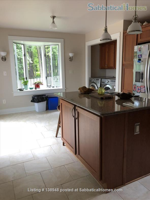 Heart of Cayuga Heights Home Rental in Ithaca, New York, United States 2