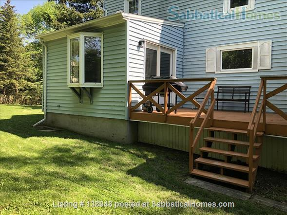 Heart of Cayuga Heights Home Rental in Ithaca, New York, United States 5