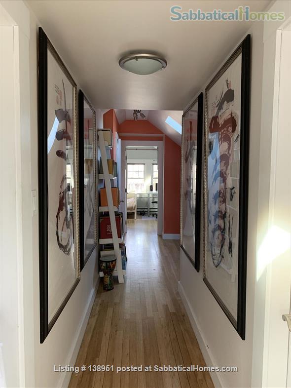 Sunny and Quiet Efficiency Studio in top floor of West Cambridge 2 family Condo Home Rental in Cambridge, Massachusetts, United States 1