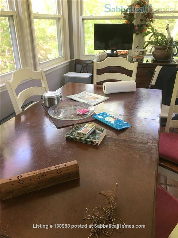 Lovely home in residential village - North Shore Long Island Home Rental in Huntington, New York, United States 1