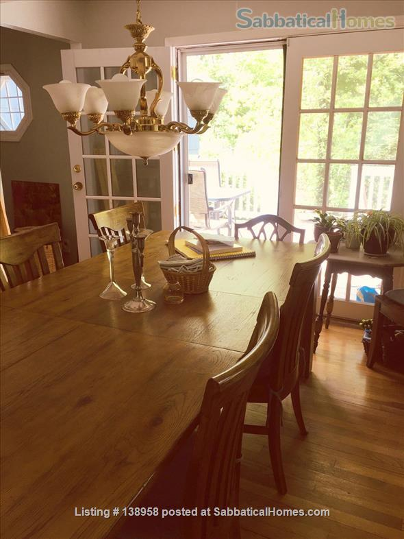Lovely home in residential village - North Shore Long Island Home Rental in Huntington, New York, United States 2