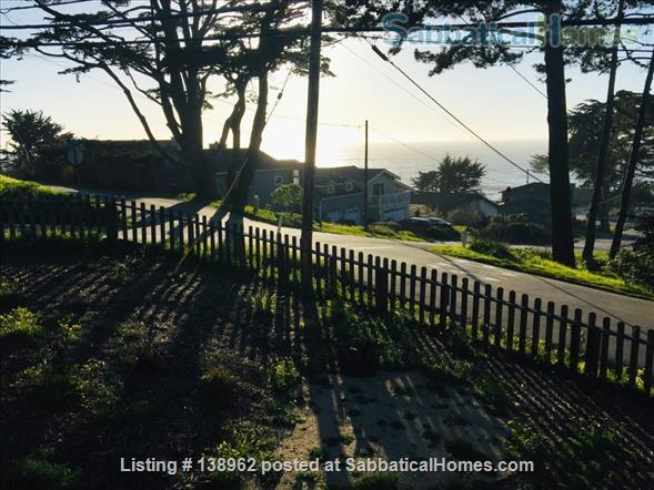Ocean-view suite w/ porch, walk to beach & nature Home Rental in Montara, California, United States 8