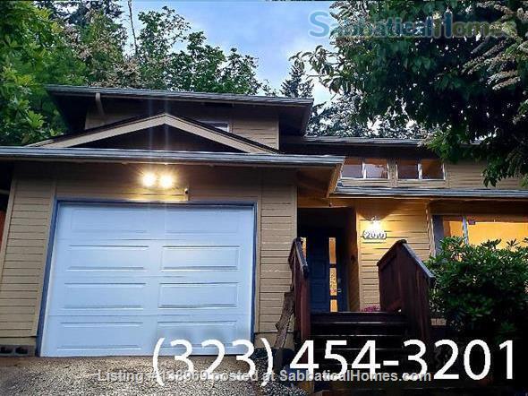 Steps from Hendricks Park! Home Rental in Eugene, Oregon, United States 0