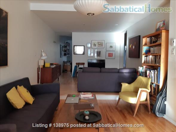 Beautiful condo in the Mile end Home Rental in Montreal, Quebec, Canada 1