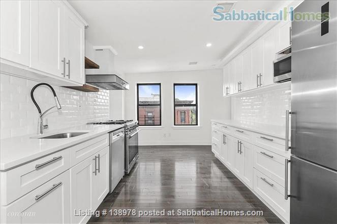 Gorgeous & Bright 2-bedroom in Bed Stuy, Brooklyn Brownstone from June 1 for summer & possibly longer Home Rental in Stuyvesant Heights, New York, United States 1