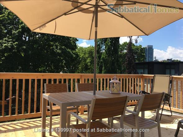 Bright and Modern 2 Bed near Danforth and Broadview, Jackman School Home Rental in Toronto, Ontario, Canada 6