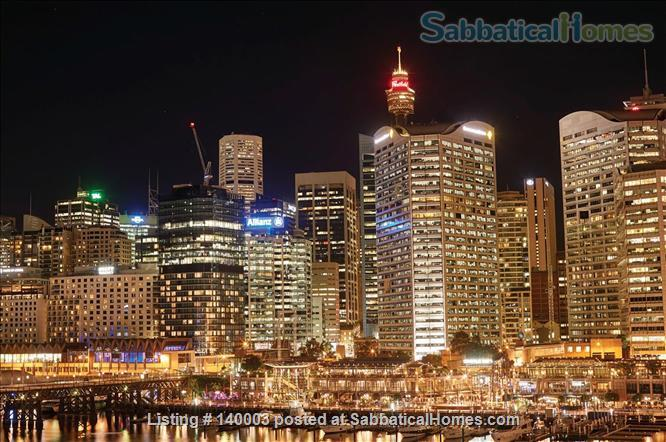 Centrally-located new beautiful modern one bedroom apartment  Home Rental in Pyrmont, NSW, Australia 9