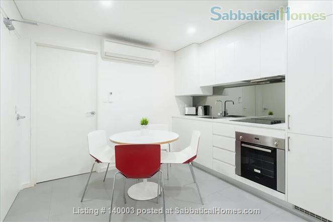 Centrally-located new beautiful modern one bedroom apartment  Home Rental in Pyrmont, NSW, Australia 0