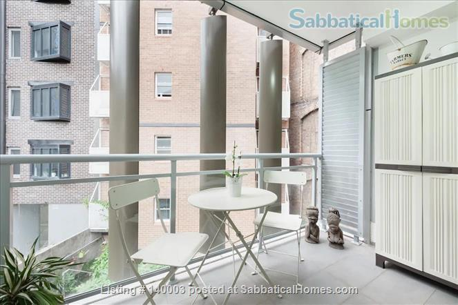 Centrally-located new beautiful modern one bedroom apartment  Home Rental in Pyrmont, NSW, Australia 3