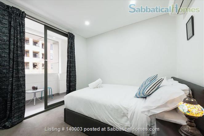 Centrally-located new beautiful modern one bedroom apartment  Home Rental in Pyrmont, NSW, Australia 5